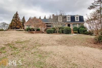 Snellville Single Family Home Under Contract: 4418 Haynes Cir