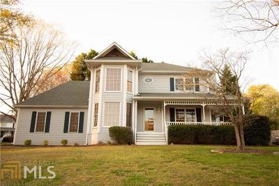 Snellville Single Family Home For Sale: 1594 Twelve Oaks Cir