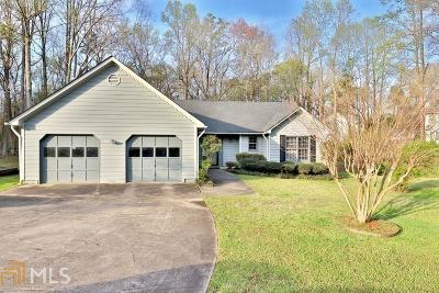 Alpharetta Single Family Home Under Contract: 250 Hersfeld Ct