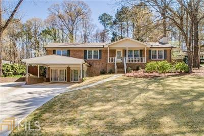 Lithia Springs Single Family Home Under Contract: 7096 Canary Ct