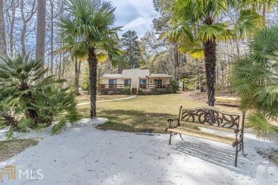 Greensboro, Eatonton Single Family Home For Sale: 152 Crooked Creek