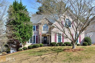 Lilburn Single Family Home Under Contract: 4816 Cedarwood Dr