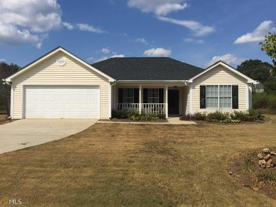 Monroe, Social Circle, Loganville Single Family Home For Sale: 4561 Old 138 Hwy