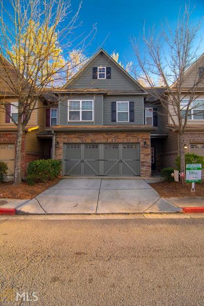 Kennesaw Condo/Townhouse Under Contract: 1485 Dolcetto Trce