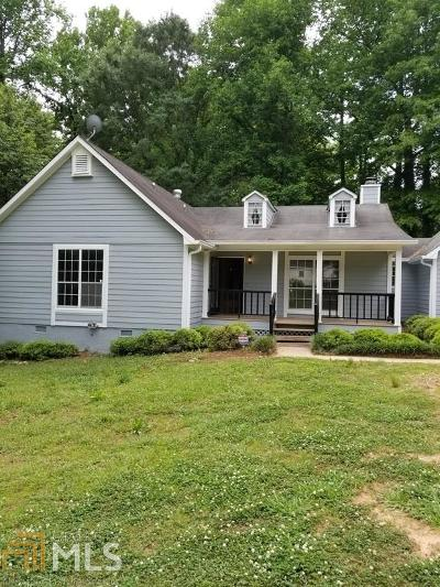 Stockbridge Single Family Home Under Contract: 688 Old Conyers Rd