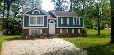 Norcross Single Family Home Under Contract: 969 Pepperwood Trl