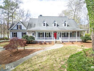 Fayetteville GA Single Family Home For Sale: $585,000