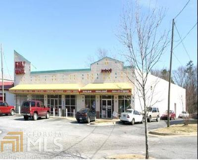Decatur Commercial Lease For Lease: 2076 Candler Rd