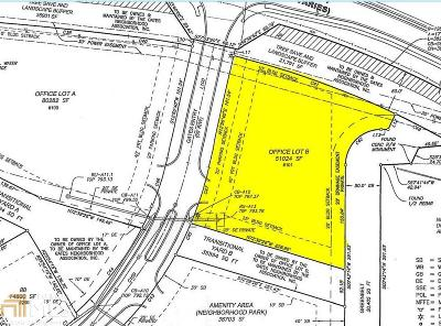 Peachtree City Residential Lots & Land For Sale: 101 Gates Entry #B