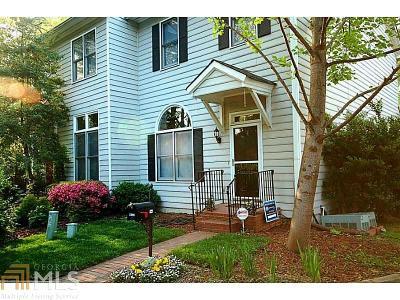 Decatur Condo/Townhouse Back On Market: 2396 Charleston Oaks Ln