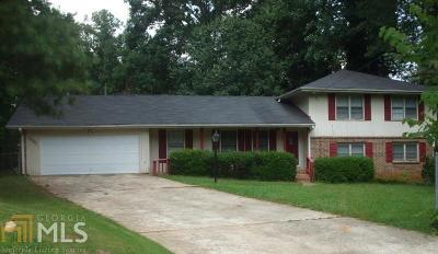 Tucker Single Family Home Under Contract: 4692 Pamler June Ct