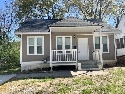 Washington Park Single Family Home Under Contract: 970 Joseph E Boone Blvd