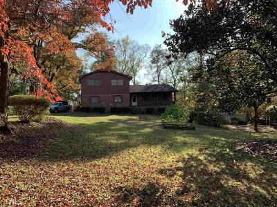 Rockdale County Single Family Home For Sale: 3459 Old Hightower Trl