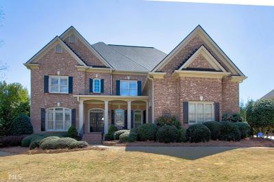 Suwanee Single Family Home For Sale: 8020 Windsor Hill Passage