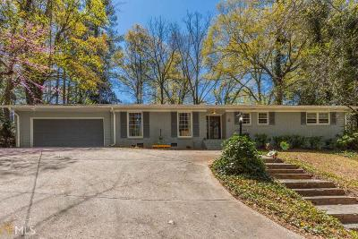 College Park Single Family Home Under Contract: 2004 English Ln