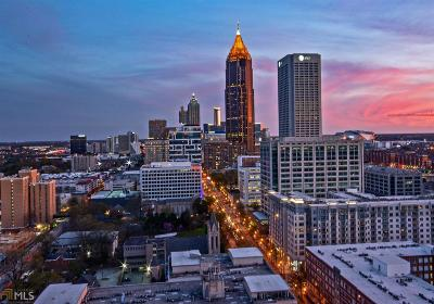 Midtown Condo/Townhouse For Sale: 855 NE Peachtree St #2409