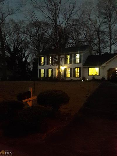 Stone Mountain Single Family Home For Sale: 5396 Sandy Stream Dr