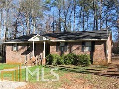 Griffin Multi Family Home Under Contract: 101 Doves Ln
