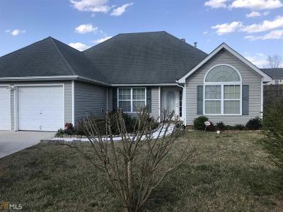 Snellville Single Family Home For Sale: 4846 Notting Glen