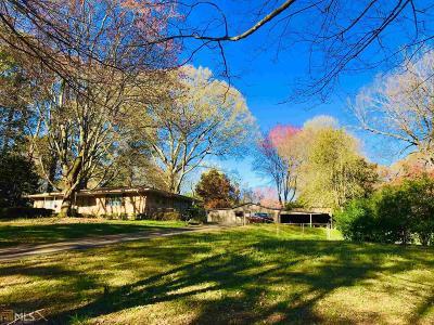 Tucker Single Family Home For Sale: 2604 Ball Park