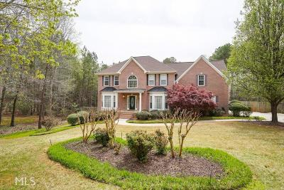 Douglasville Single Family Home Under Contract: 4495 Bryten Dr