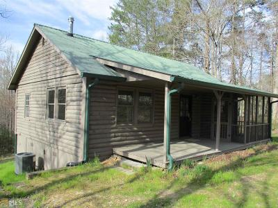 Dawsonville Single Family Home For Sale: 148 Wildwood Ct