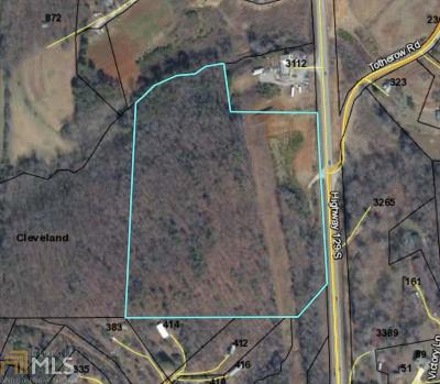 Cleveland Residential Lots & Land For Sale: Highway 129 S