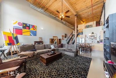 Atlanta Condo/Townhouse For Sale: 170 SE Boulevard #E421