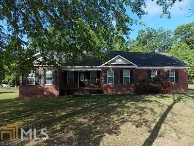 Statesboro Single Family Home For Sale: 203 Pretoria Rushing