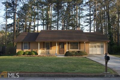 Stone Mountain Single Family Home Under Contract: 5364 N Kemper Pl