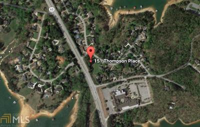 Residential Lots & Land For Sale: 151 Thompson Bridge Rd