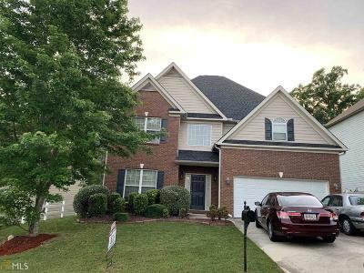 Ellenwood Single Family Home For Sale: 3638 Talonega Trl