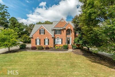 Snellville Single Family Home Under Contract: 2515 Lynshire Ln