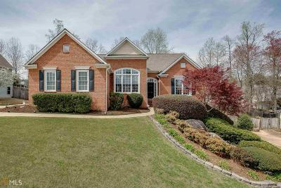 Sugar Hill Single Family Home Under Contract: 120 Saddle Tree Way