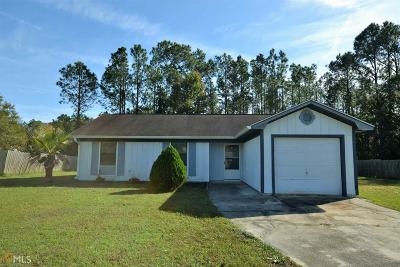 St. Marys Single Family Home Under Contract: 531 Moeckel Ln