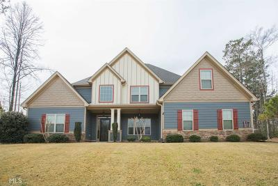 Newnan Single Family Home Under Contract: 17 Sunny Brook Ter