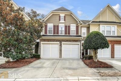 Kennesaw Condo/Townhouse Under Contract: 2042 Ellison Way