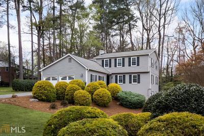 Chamblee Single Family Home Under Contract: 1946 Royal Ct