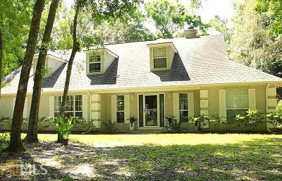 St. Marys Single Family Home For Sale: 214 Longwood Rd