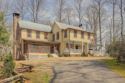 Clayton, Clarkesville, Tiger Single Family Home For Sale: 138 Watts St