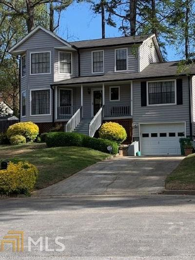 Stone Mountain Single Family Home Under Contract: 4334 Woodcrest Ct