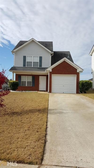 McDonough Single Family Home Under Contract: 5045 Tussahaw Xing