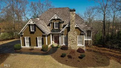 Dawsonville Single Family Home For Sale: 202 Northeast Cove Rd