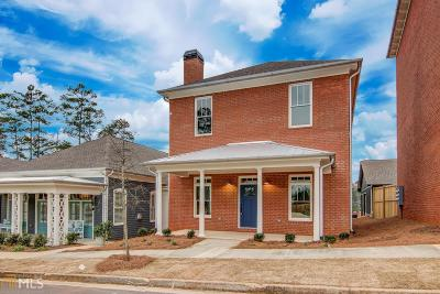 Newton County Single Family Home For Sale: 4121 N Swann St