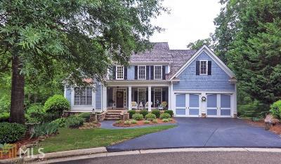 Dawsonville Single Family Home For Sale: 16 Scarlet Oak Cir