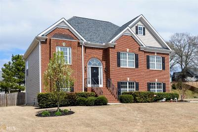 Cartersville Single Family Home Under Contract: 62 Colonial Cir