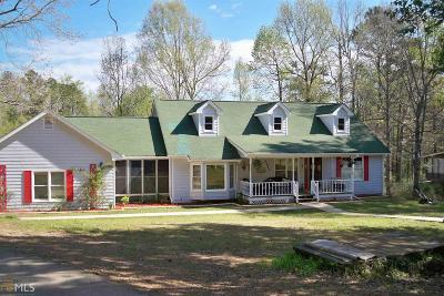 Covington Single Family Home For Sale: 3787 Highway 162 #Tract 2A