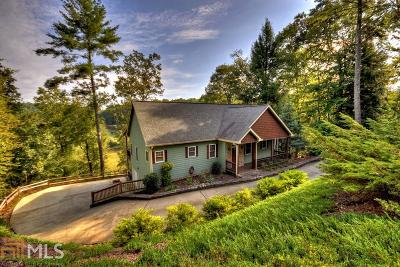 Ellijay Single Family Home For Sale: 755 Pocaset Dr