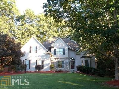 Woodstock Single Family Home For Sale: 318 Quiet Hill Ln