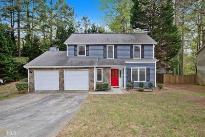 Stone Mountain Single Family Home Under Contract: 5287 Biffle Rd